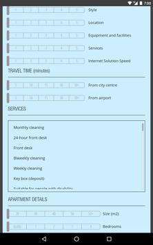 Serviced Apartment Guide screenshot 14