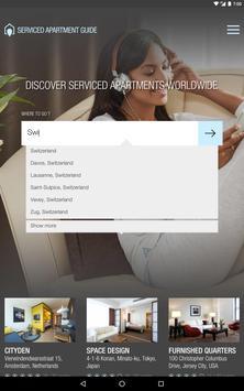 Serviced Apartment Guide screenshot 5