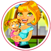 Babysitter Nanny Care & Play icon