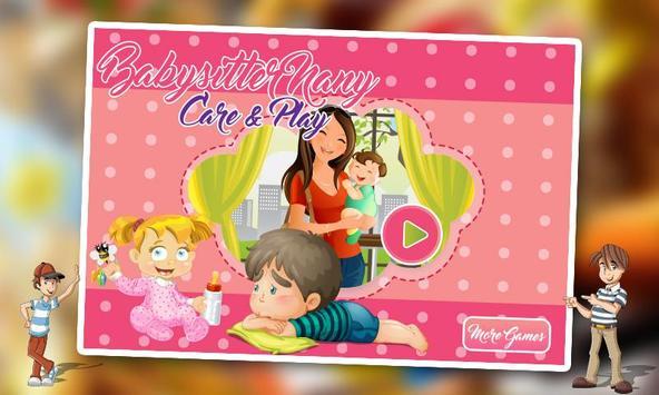 Babysitter Nanny Care & Play screenshot 10