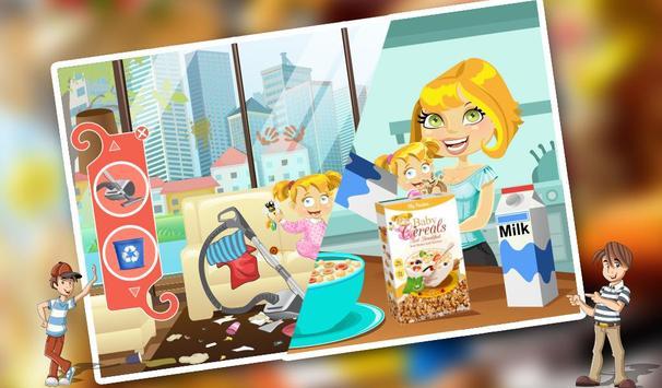 Babysitter Nanny Care & Play screenshot 7