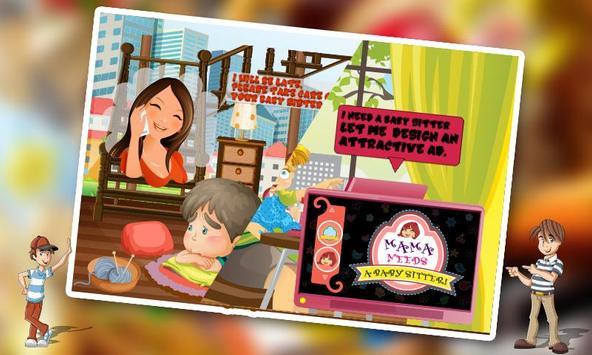 Babysitter Nanny Care & Play screenshot 6