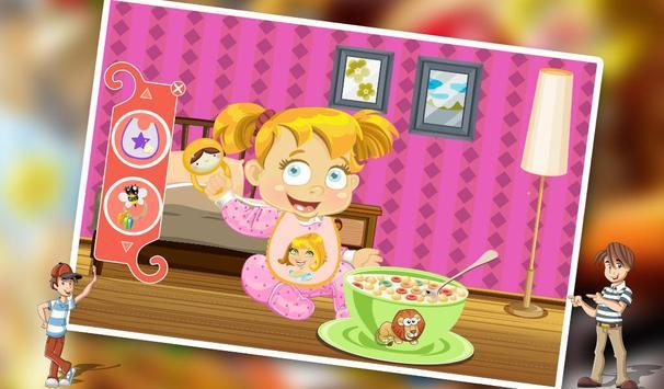 Babysitter Nanny Care & Play screenshot 8