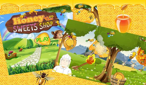 Honey Sweet Shop Dessert Chef screenshot 10