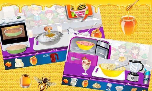 Honey Sweet Shop Dessert Chef screenshot 4