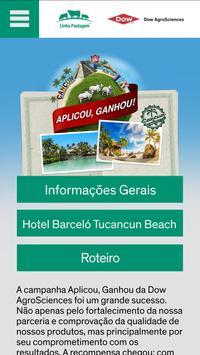 Aplicou Ganhou Cancun screenshot 3