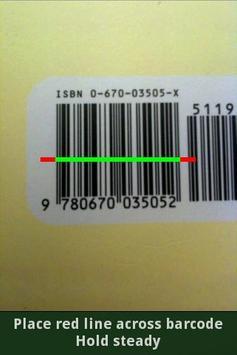 pic2shop Barcode & QR Scanner poster