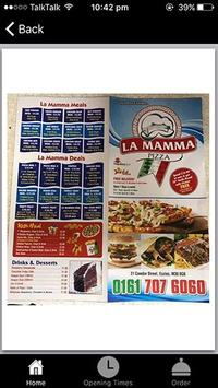 La Mamma Pizza screenshot 1