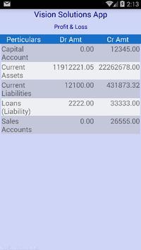 Vision Tally App apk screenshot