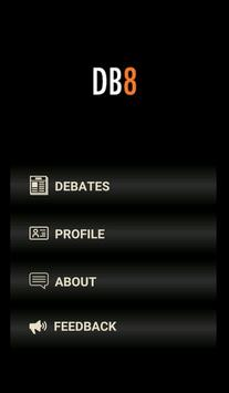 DB8 screenshot 1