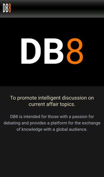DB8 screenshot 2
