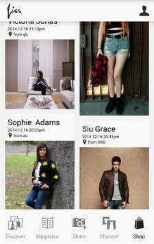 Viss - Shop, Fashion, Style apk screenshot