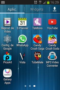 Vista apk screenshot