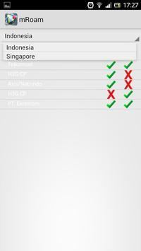 mRoam for IN Reliance apk screenshot