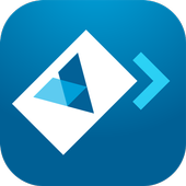 My Vista: Send your Vistaprint business card icon