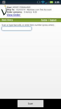 Vistar Mobile Legacy apk screenshot