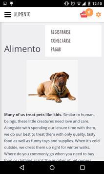 Viste tu mascota apk screenshot