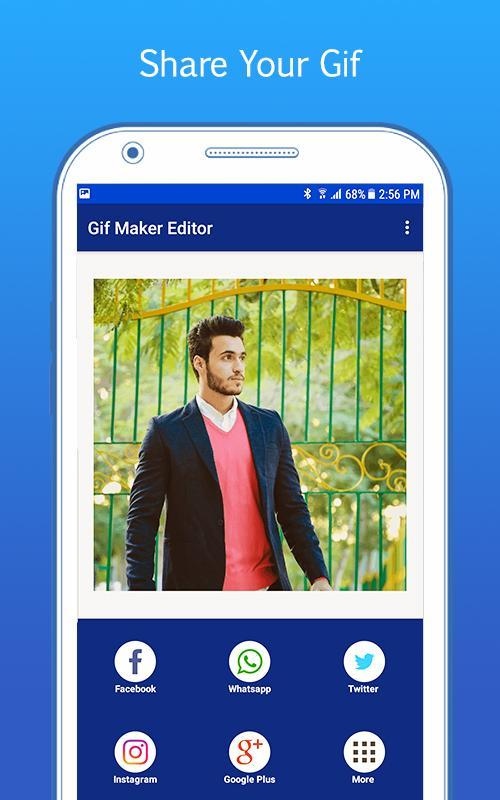 Gif Maker - Video Creator for Android - APK Download