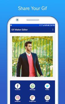 Gif Maker - Video Creator apk screenshot