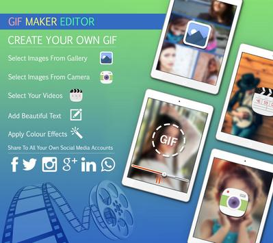 Gif maker video creator apk download free photography app for gif maker video creator apk screenshot negle
