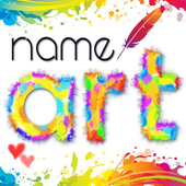 Name Art- Photo Editor icon