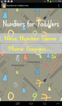 Numbers for Toddlers Free screenshot 5