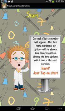Numbers for Toddlers Free screenshot 8