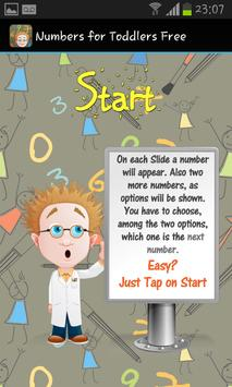 Numbers for Toddlers Free screenshot 1