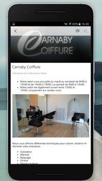 Carnaby Coiffure apk screenshot