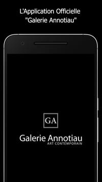 Galerie Annotiau poster