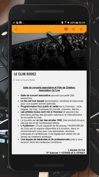 Le Club Rodez apk screenshot