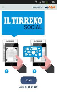 Il Tirreno Social apk screenshot