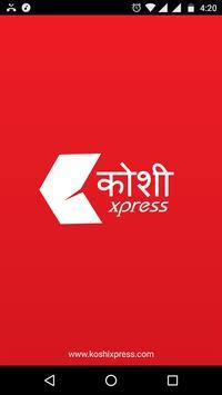 Koshi Xpress poster