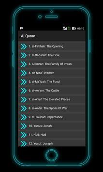 Al Quran - English Translation poster