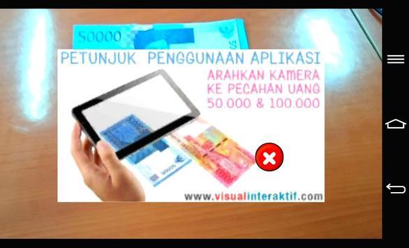 Pengganda Uang Augmented poster