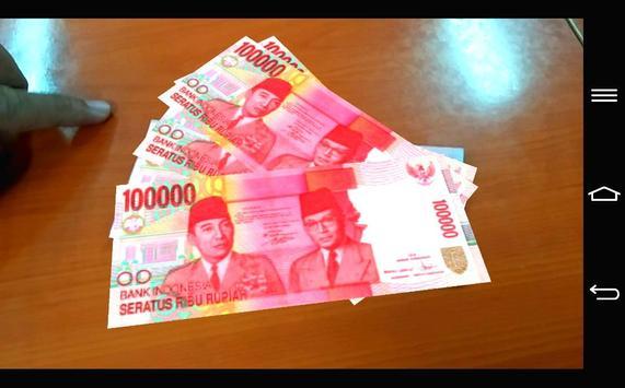 Pengganda Uang Augmented apk screenshot