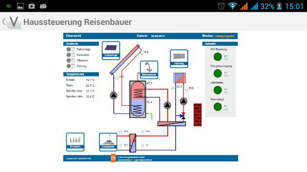 Sunpower Mobil screenshot 1