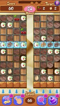 Chocolate Match Crush screenshot 1