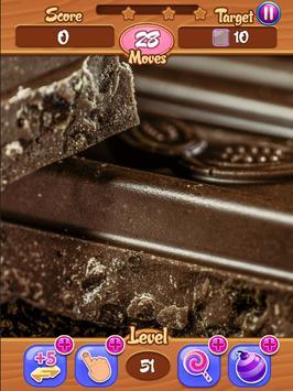 Chocolate Match Crush screenshot 5