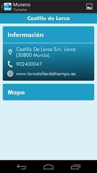 Anfitrión de Lorca apk screenshot