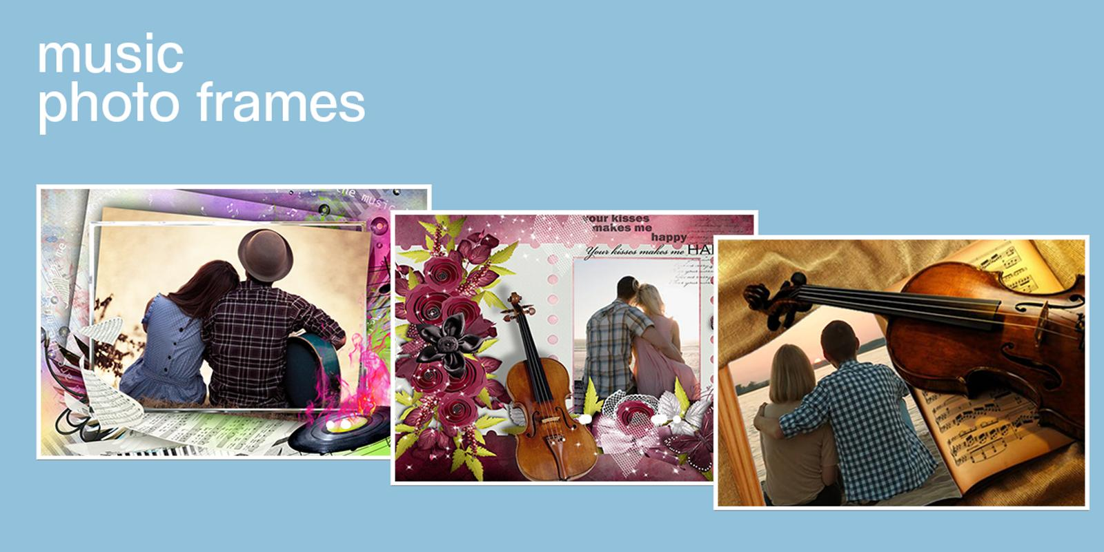 Music Photo Frames - Musical Frames APK Download - Free Photography ...