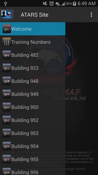 ATARS Site Map screenshot 1