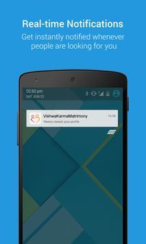 ViswakarmaMatrimony apk screenshot