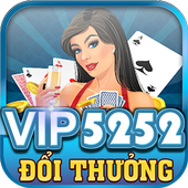 Game bai Vip52, game bai doi thuong, game bai 2018 icon