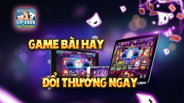 Game bai Vip52, game bai doi thuong, game bai 2018 screenshot 1