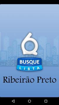 Busque Lista Ribeirão Preto poster