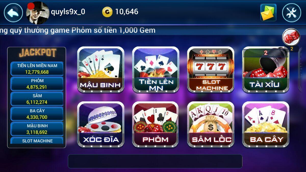Game Bai Vip 247 cho Android - Tải về APK