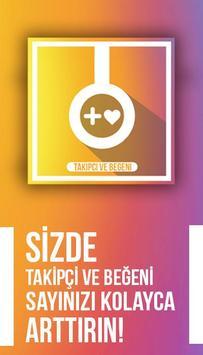 1000 Takipçi kasma poster
