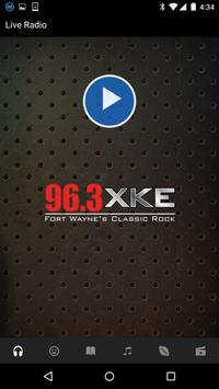 96.3XKE poster