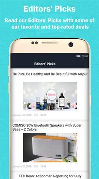 Vipon - Deals, Coupons & Promo Codes apk screenshot